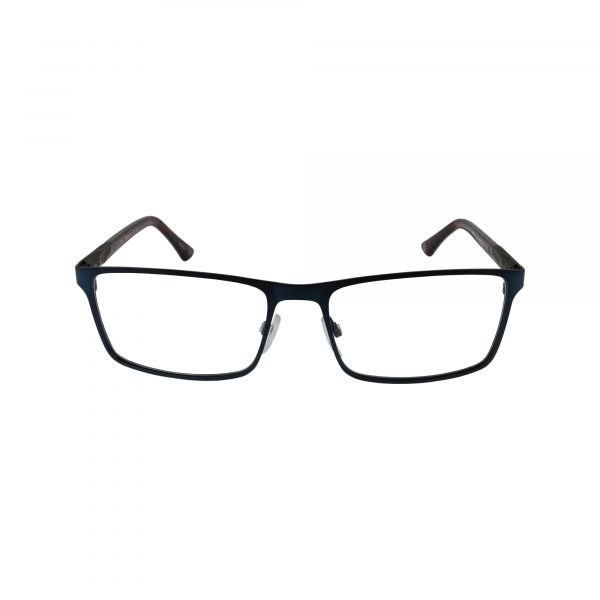 HEK 1213 Blue Glasses - Front View