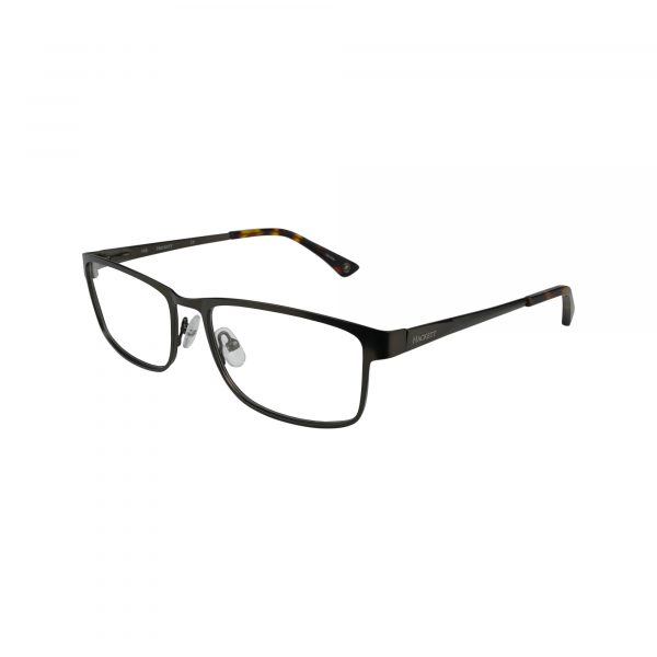 HEK 1189 Gunmetal Glasses - Side View