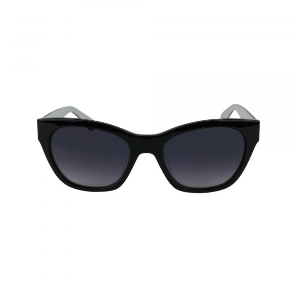 Jeri Black Glasses - Front View