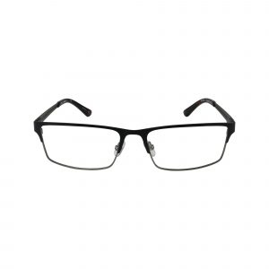 HEK 1159 Black Glasses - Front View