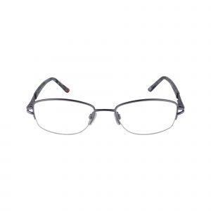 L122 Purple Glasses - Front View