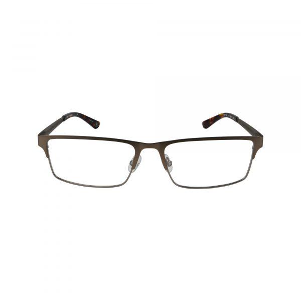 HEK 1159 Gunmetal Glasses - Front View