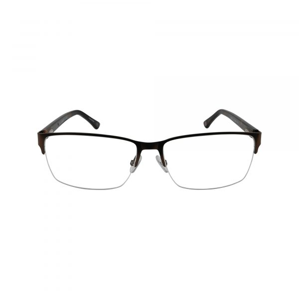 HEK 1203 Brown Glasses - Front View