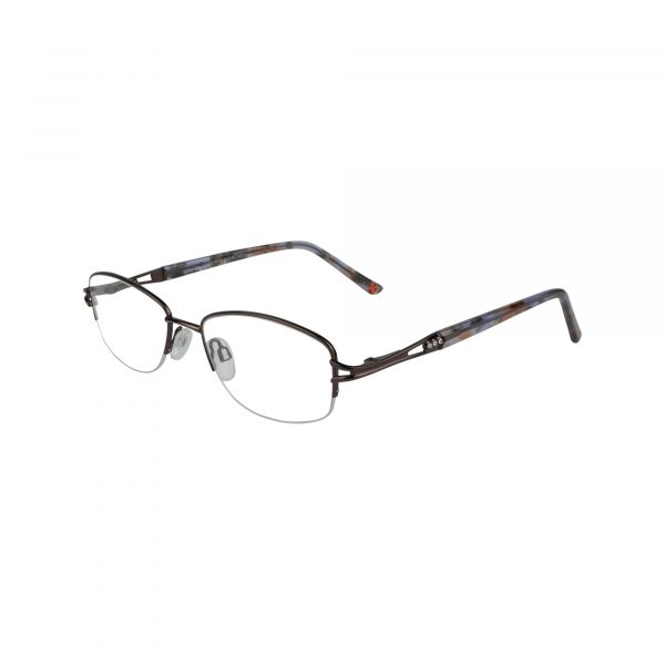 L122 Brown Glasses - Side View