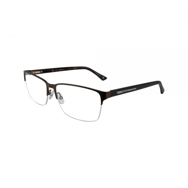 HEK 1203 Brown Glasses - Side View