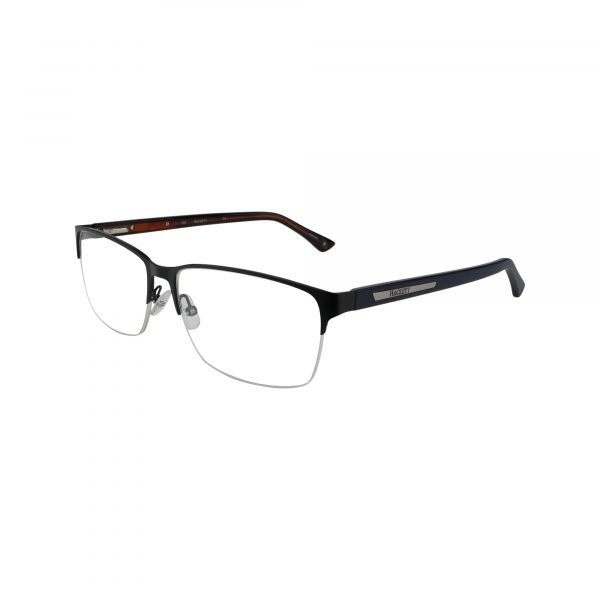 HEK 1203 Black Glasses - Side View