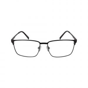 156 Brown Glasses - Front View