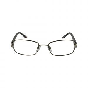 L120 Brown Glasses - Front View