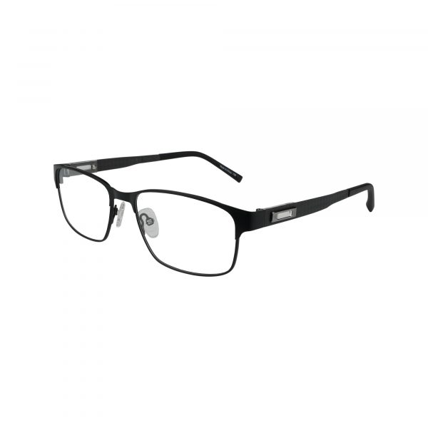 155 Black Glasses - Side View