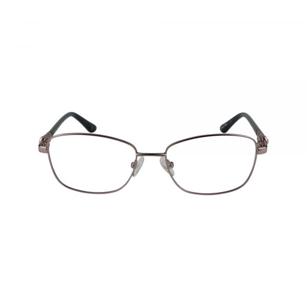 L124 Pink Glasses - Front View