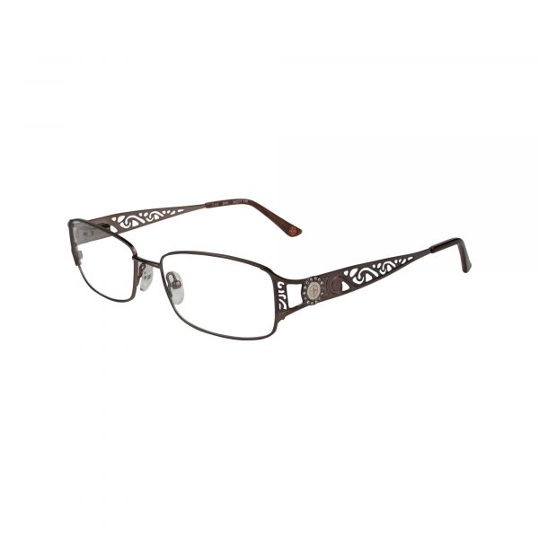 L110 Brown Glasses - Side View