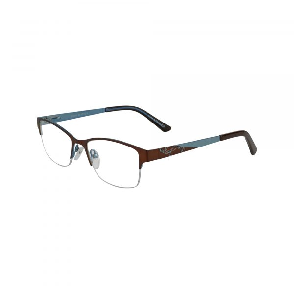 830 Brown Glasses - Side View