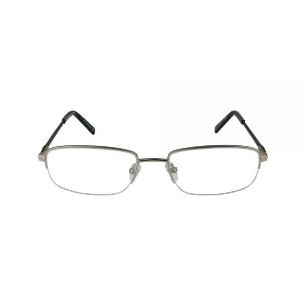Merritt Silver Glasses - Front View