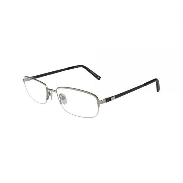 Merritt Silver Glasses - Side View