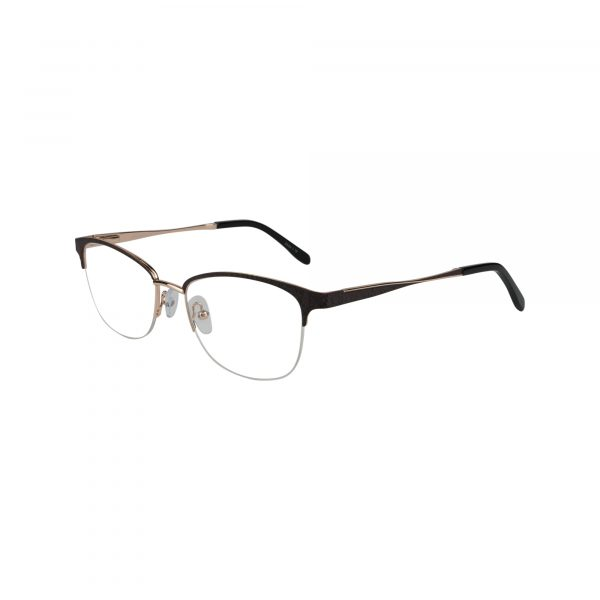 L856 Brown Glasses - Side View