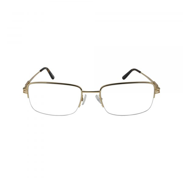 Twist Overbrook Gold Glasses - Front View