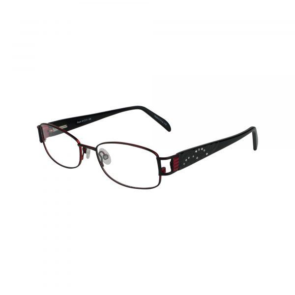 702 Black Glasses - Side View