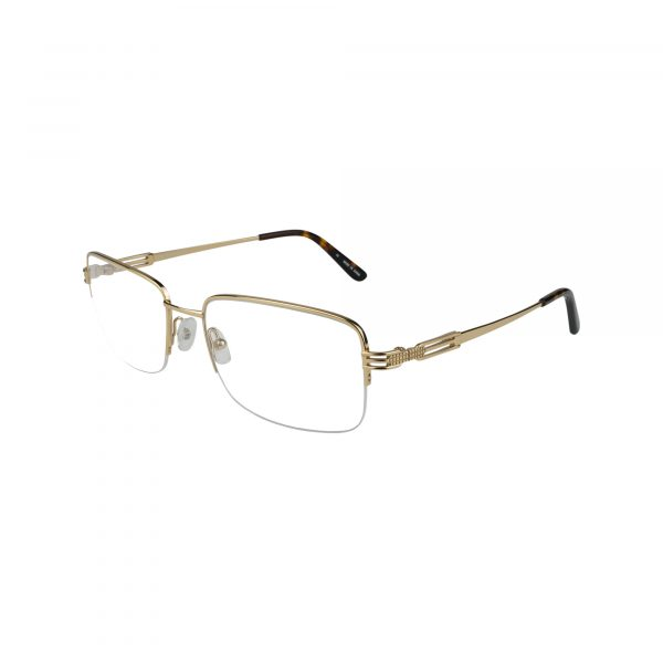 Twist Overbrook Gold Glasses - Side View