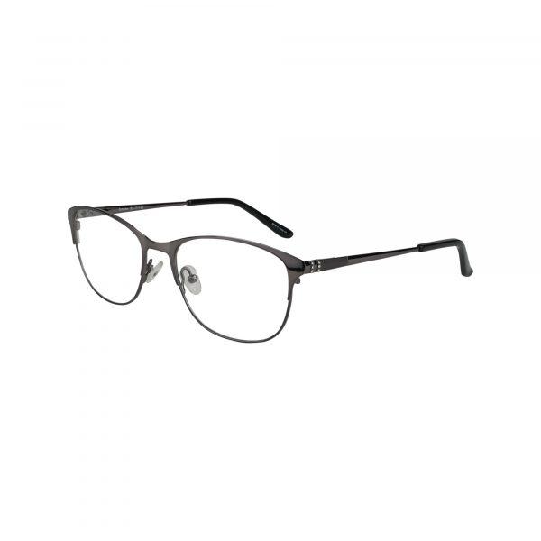 835 Gunmetal Glasses - Side View