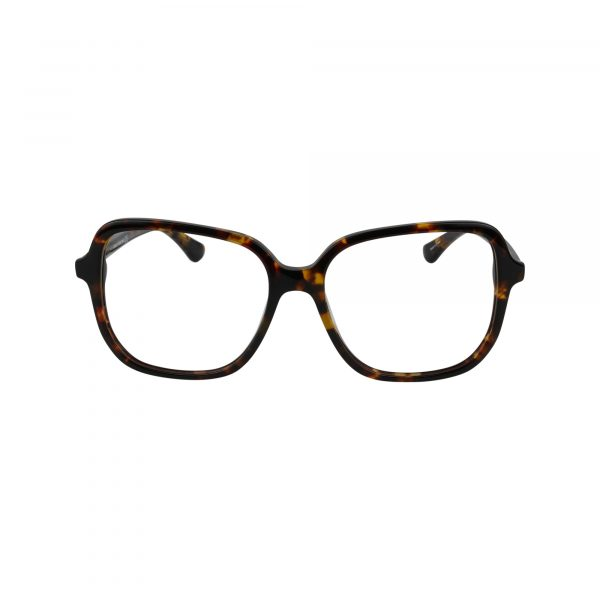 5008 Brown Glasses - Front View