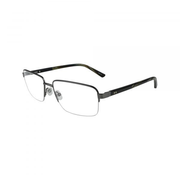 152 Gunmetal Glasses - Side View