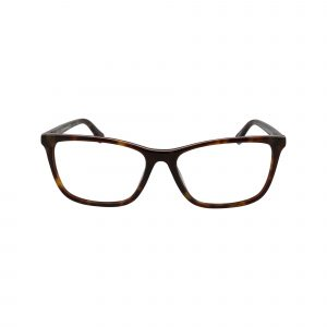 5016 Brown Glasses - Front View
