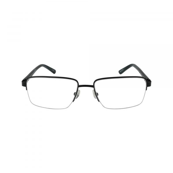 152 Black Glasses - Front View