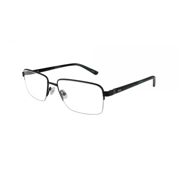 152 Black Glasses - Side View