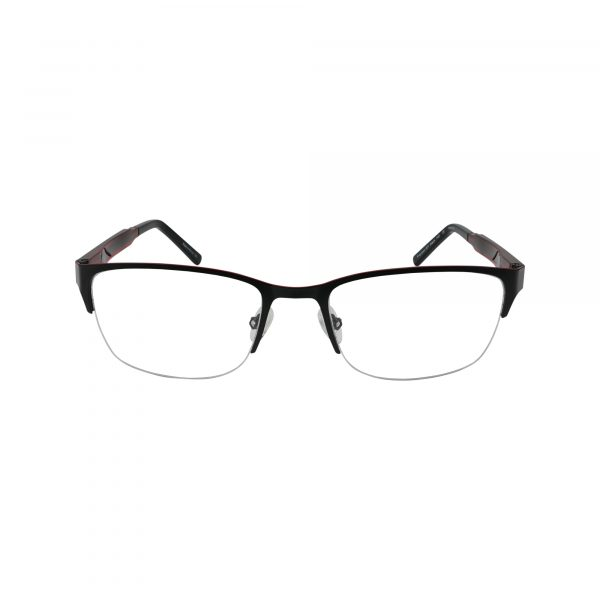 157 Black Glasses - Front View