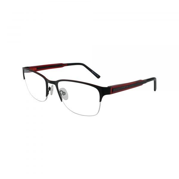 157 Black Glasses - Side View