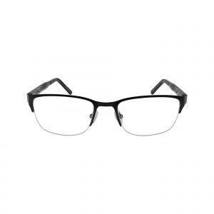 157 Gunmetal Glasses - Front View