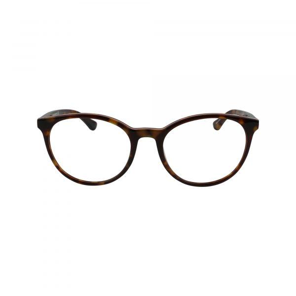 5019 Havana Glasses - Front View