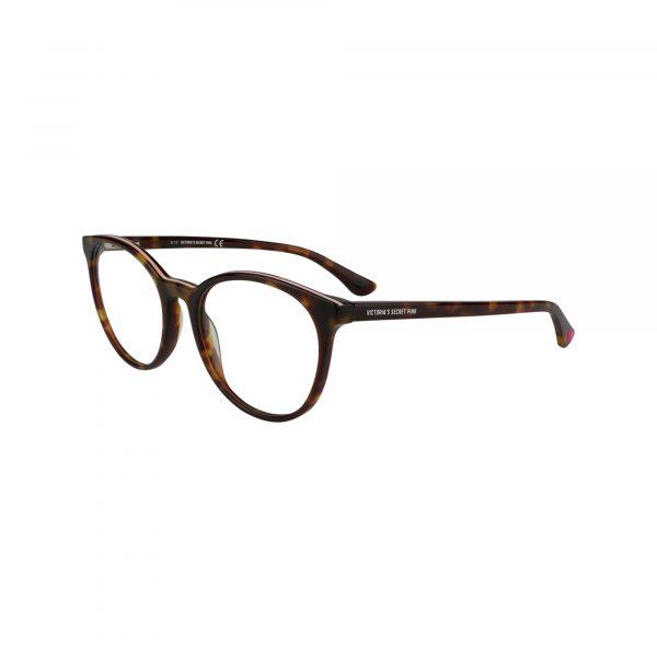 5019 Havana Glasses - Side View