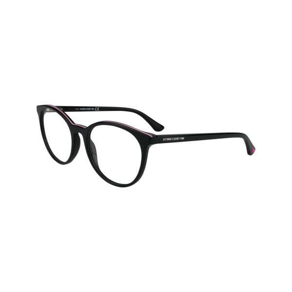 5019 Black Glasses - Side View