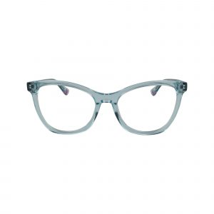 5007 Blue Glasses - Front View