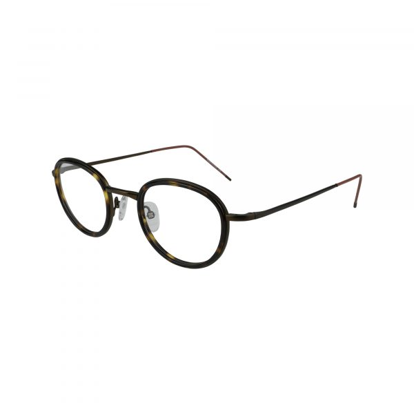 154 Brown Glasses - Side View