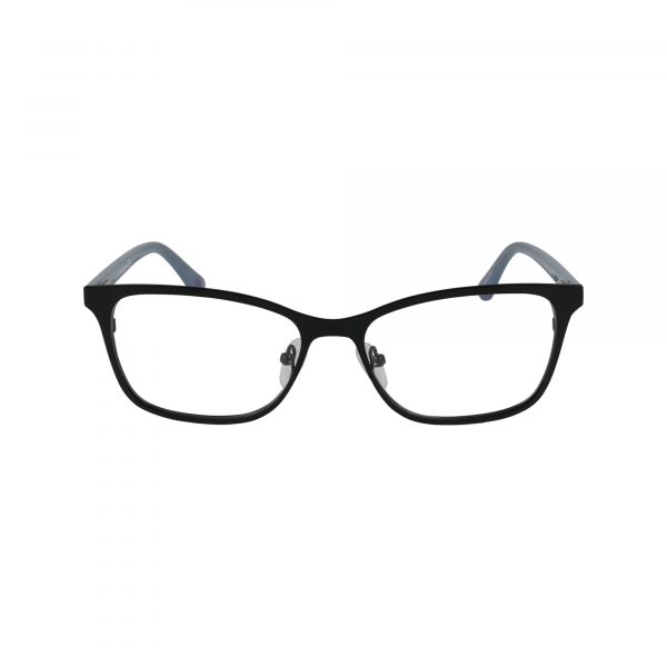 5013 Black Glasses - Front View