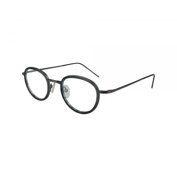 154 Gunmetal Glasses - Side View