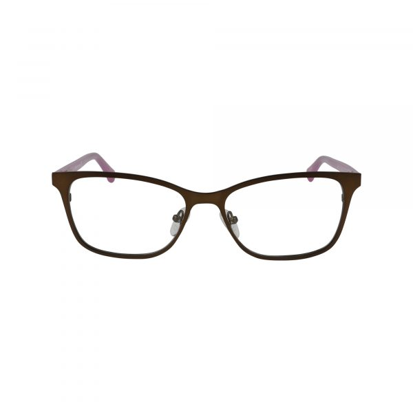 5013 Brown Glasses - Front View