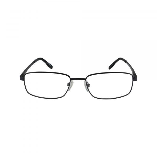 143 Gunmetal Glasses - Front View