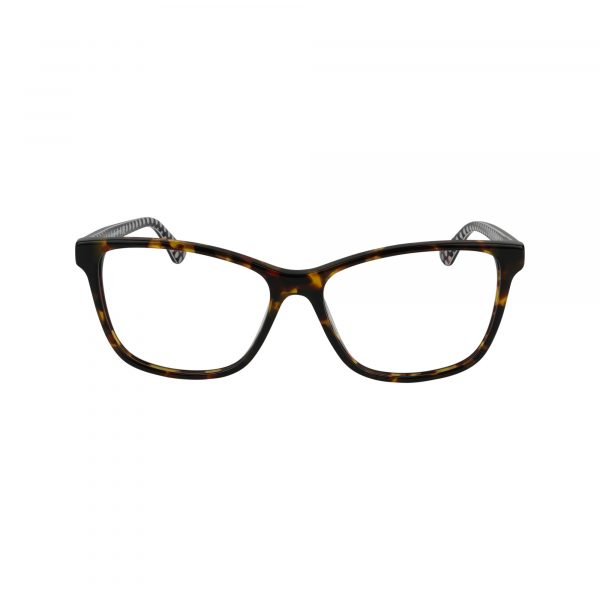 5021 Brown Glasses - Front View