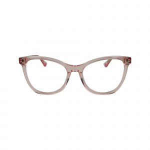 5007 Pink Glasses - Front View
