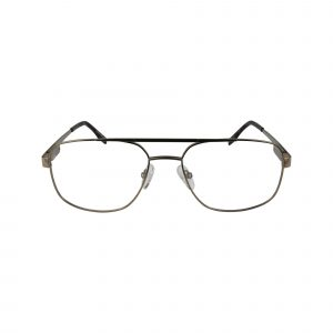 110 Gold Glasses - Front View