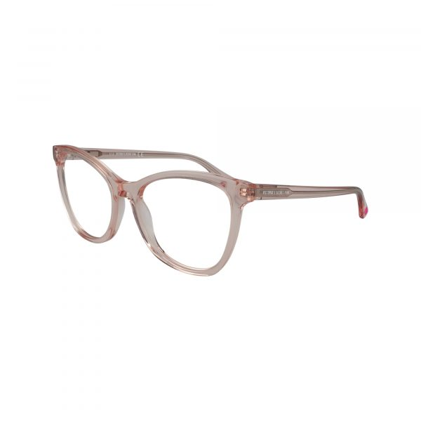 5007 Pink Glasses - Side View