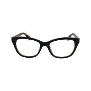 Carolan Black Glasses - Front View
