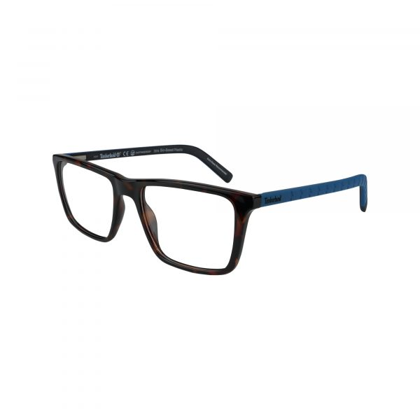 TB1680 Brown Glasses - Side View