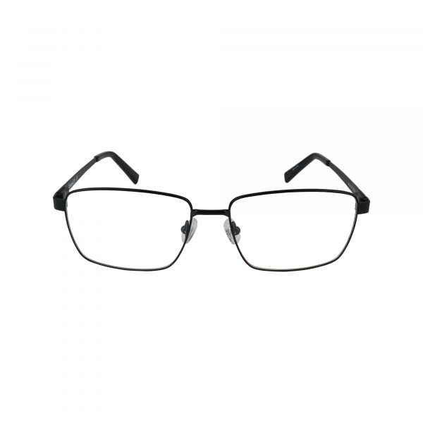TB1638 Black Glasses - Front View