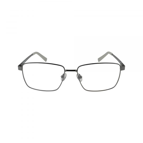 TB1638 Gunmetal Glasses - Front View