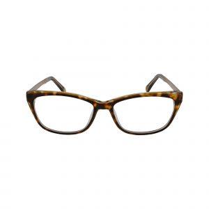 P321 Tortoise Glasses - Front View