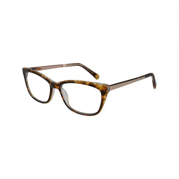 P321 Tortoise Glasses - Side View